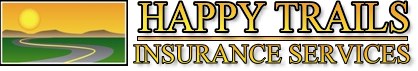 Happy Trails Insurance Logo